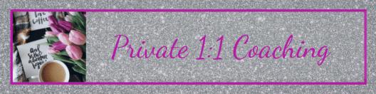 private 1:1 coaching