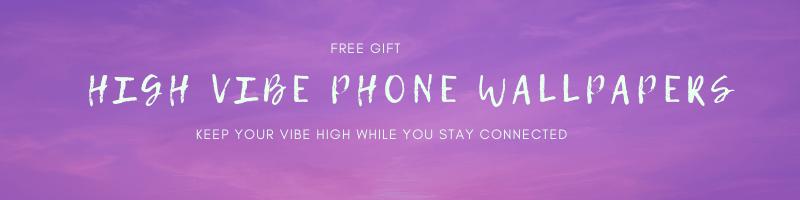 High Vibe Phone Wallpaper