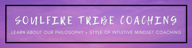 Soulfire Tribe Coaching