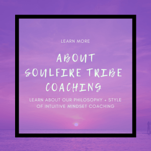 About Soulfire Tribe Coaching