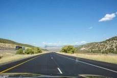 Anreise Richtung West Yellowstone...