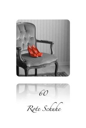Die roten Schuhe - Lotuszeit - Tina Wiegand - Soulfit.de - Foto Kartenset