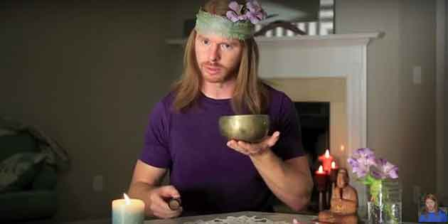 How to be Ultra Spiritual with JP Sears (funny – video)