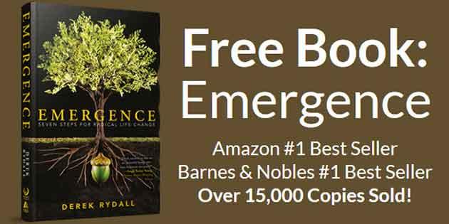 "Get ""Emergence"" by Derek Rydall – Free Book!"