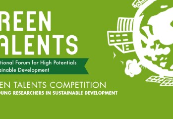 Green Talents Awards 2016