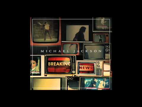 "Michael Jackson's New Song ""Breaking News""…Is it really him"