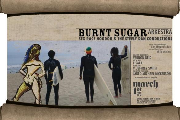 Burnt Sugar Arkestra