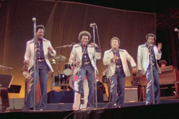 The Spinners Soul Power