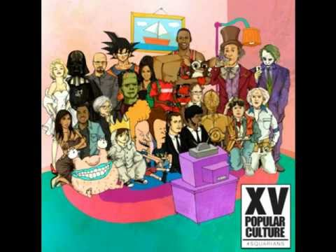 XV – Popular Culture Mixtape FREE MP3 DOWNLOAD + REVIEW