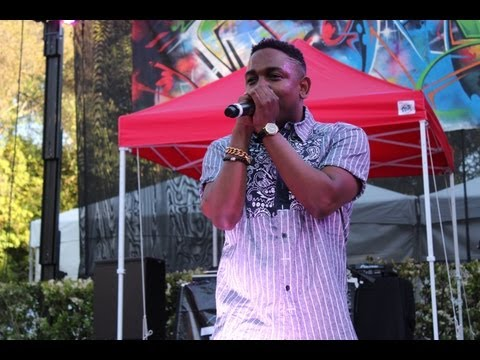 Kendrick Lamar Interviewed at Stanford University by Ms. Victoria Shantrell Asbury