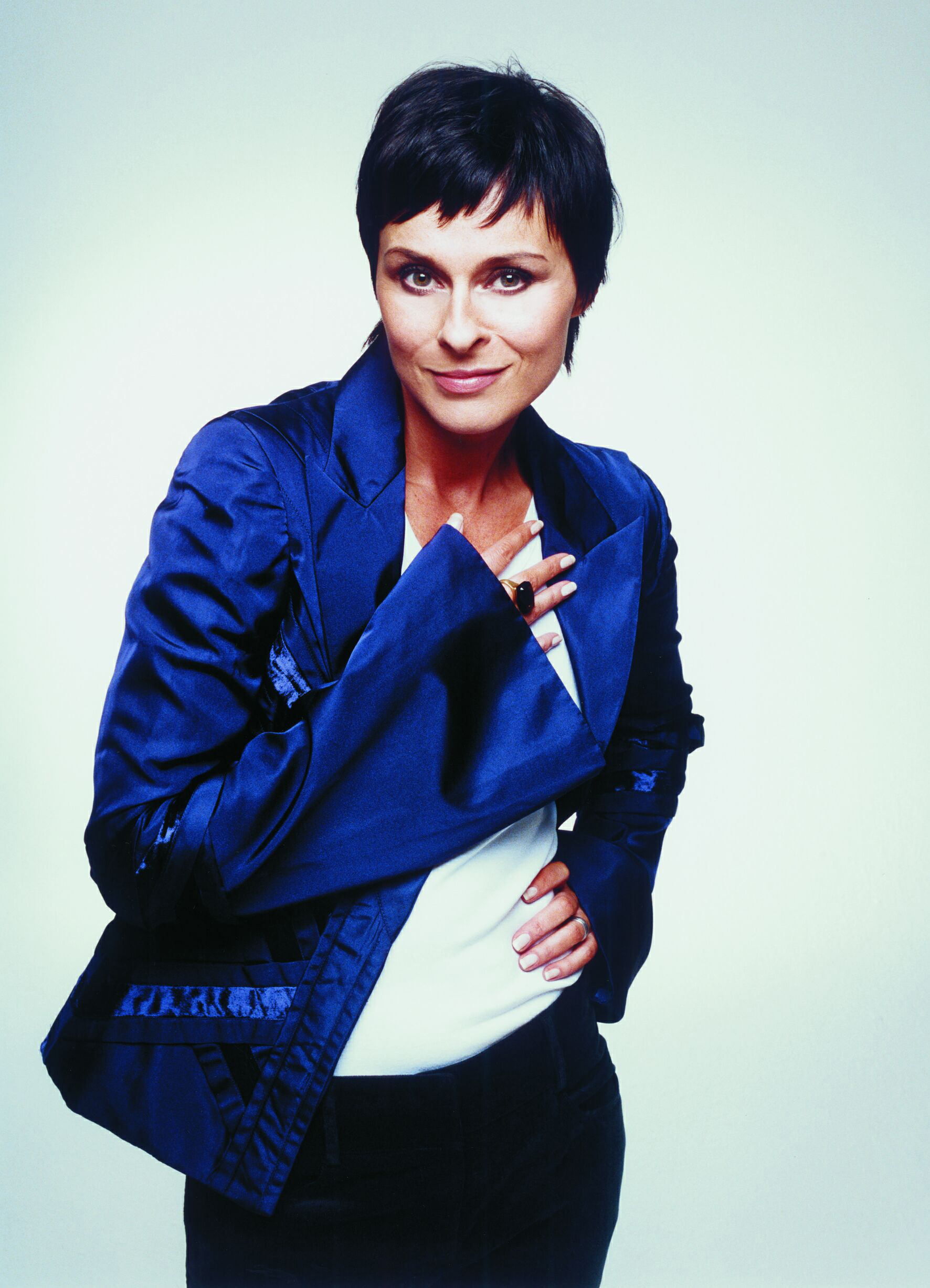 Lisa Stansfield Live In Concert At Ronnie Scott S In