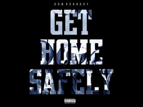Dom Kennedy Get Home Safely  Album Review by Yvorn Aswad @DOPEITSDOM