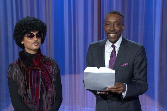 Prince to Take Over Arsenio Hall Show on March 5, 2014 @3rdeyegirl @arseniohall @arsenioofficial