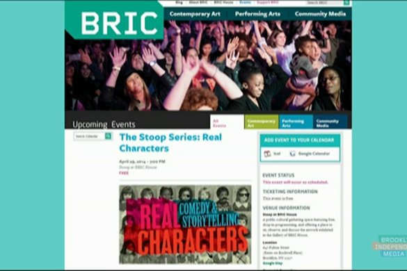 Spring Season at BRIC – @BRICartsmedia