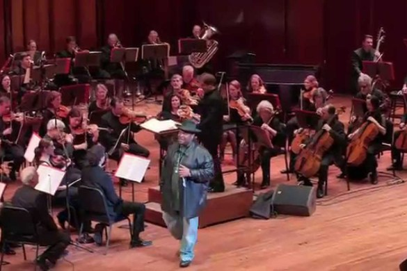 """""""Baby Got Back"""" Sir-Mix-A-Lot With the Seattle Symphony [FULL VIDEO] @SeattleSymphony @therealmix"""
