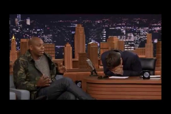 Dave Chappelle Interviews With Fallon [FULL VIDEO] @jimmyfallon