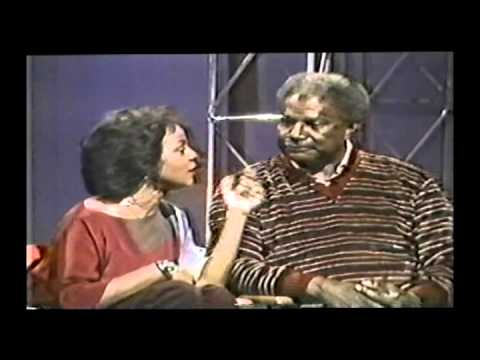 RIP Ruby Dee (1922-2014) + Rare Ozzie and Ruby TV Show featuring  Gil Scott-Heron Performance [FULL SHOW][VIDEO] #RIPRubyDee