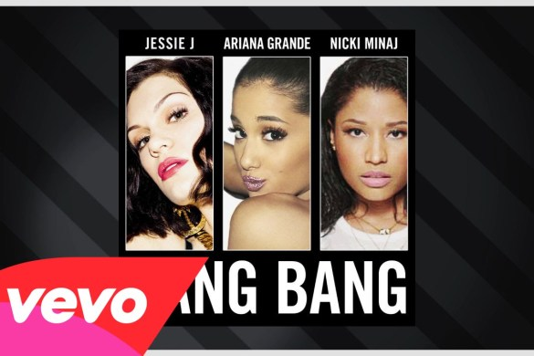 "An Explosion of Three Divas – Jessie J, Ariana Grande, and Nicki Minaj ""Bang Bang"" [OFFICIAL AUDIO] @JessieJ @ArianaGrande @NICKIMINAJ"