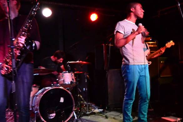 The Rooks Bring New Blood to Old Soul at NYC's Mercury Lounge CONCERT RECAP by @KerikaFields @tweetGMT @ggordon89 @therooksband [VIDEO]