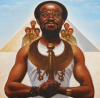 Maurice White painting by Kadir Nelson