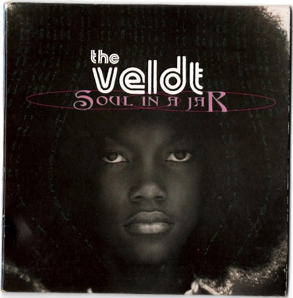 The Veldt - Soul In A Jar Single Artwork