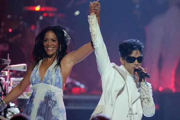 Prince and Sheila E.