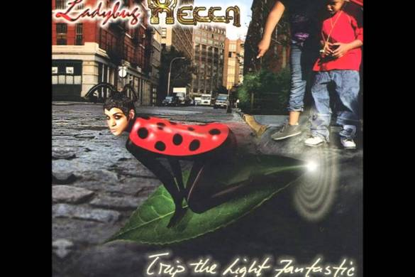Ladybug Mecca - Trip The Light Fantastic Album Cover