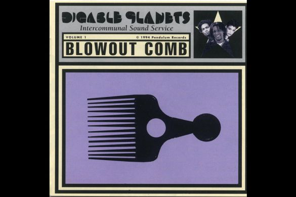 Digable Planets - Blowout Comb Album Cover