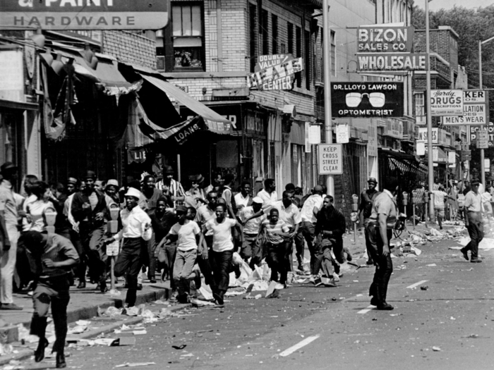 The Dramatics and the 1967 Detroit Riots