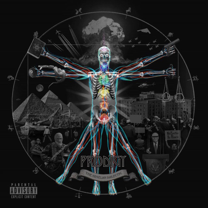 Prodigy - Hegelian Dialectic Album Cover