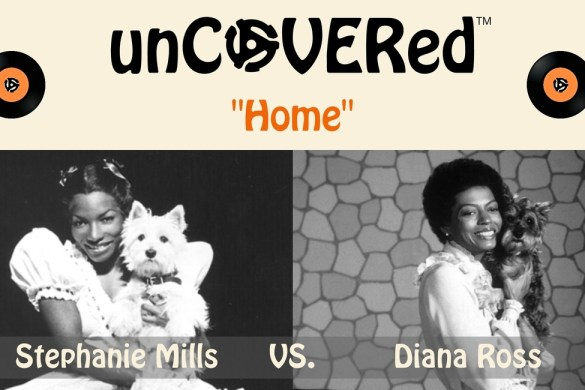 unCOVERed Stephanie Mills Diana Ross Home The Wiz