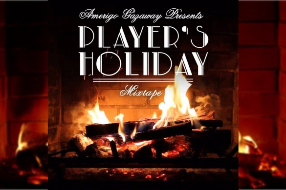 Amerigo Gazaway - Player's Holiday Mixtape