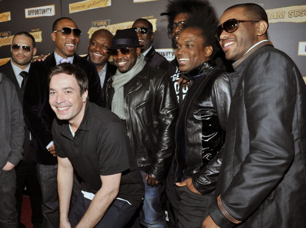 Five Reasons The Roots Are The Best Late-Night Television Band Ever @questlove @jimmyfallon @LateNightJimmy @theroots