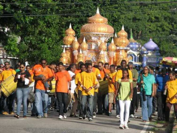 How An Ancient Islamic Holiday Became Uniquely Caribbean