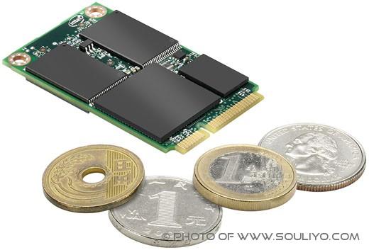 Intel ອອກ Intel 310 SSD ຂະຫນາດນ້ອຍກວ່າບັດເຄດິດ