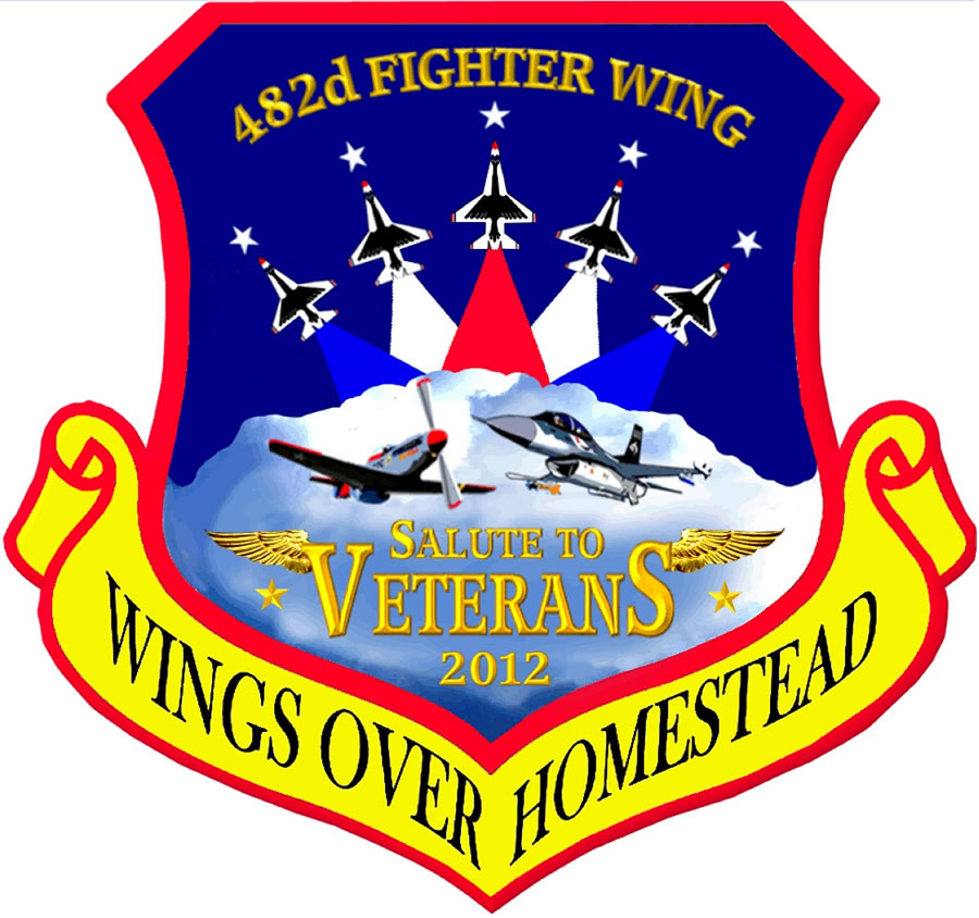 Wings Over Homestead Air Show 11/3-4/12 - The Soul Of Miami