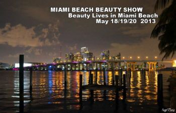 Miami Beach Beauty Show Logo