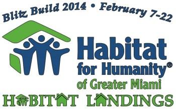 Habitat Landings Logo 2014