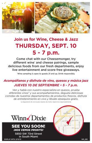 Winn Dixie Wine Specials