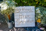 Sign: Bikini Beer Garden