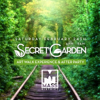 Secret Garden Experience (Fort Lauderdale) 2/24/18 - The Soul Of Miami