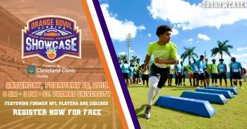 Orange Bowl Florida High School Football Showcase Presented by