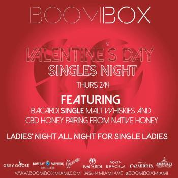 45694ab28ede All the Single Ladies Valentine s Day at Boombox 2 14 19