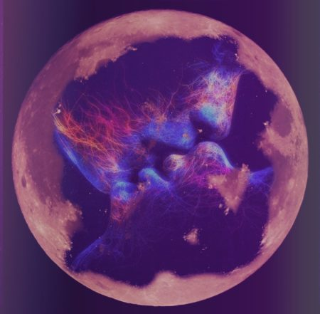 Scorpio Full Moon- Merge with Yourself, Merge with a Lover, Merge