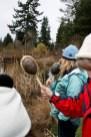 Water Blessing at Echo Lake