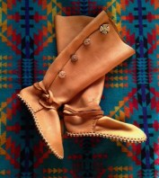 Knee High Moccasin