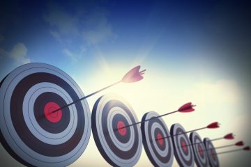 Finding the target and the bullseye God wants you to aim at