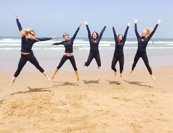 yoga and pilates holiday Morocco