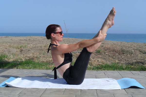 pilates retreat Italy