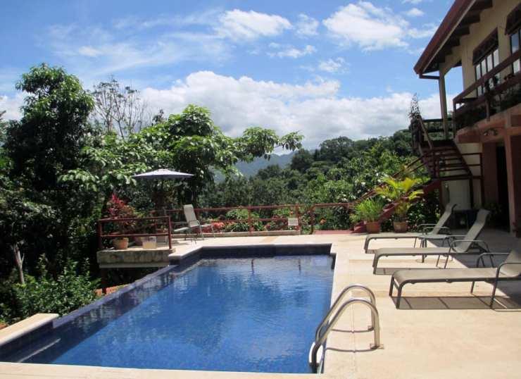 Amatierra retreat in Costa Rica